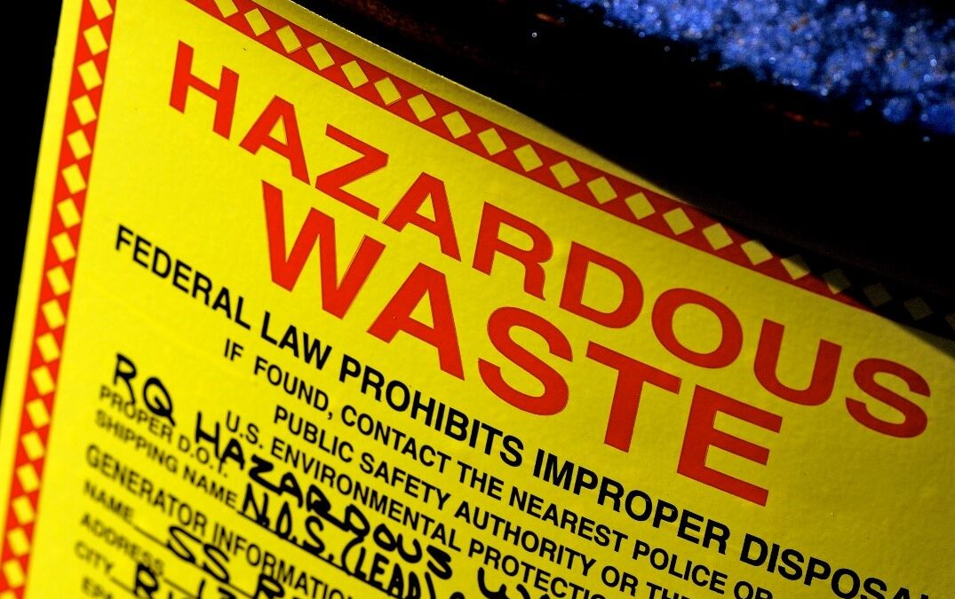Hazardous Waste Generator Regulatory Summary
