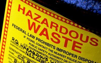 Hazardous Waste Generator Regulatory Summary